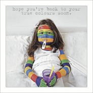 Get Well - True colours