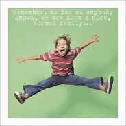 Brother - Nice normal family