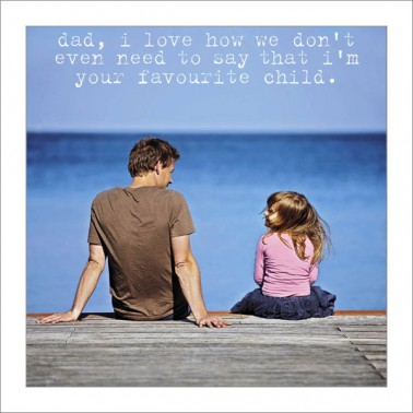 Dad - Favourite Child