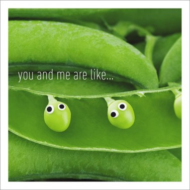 You & Me Are Like
