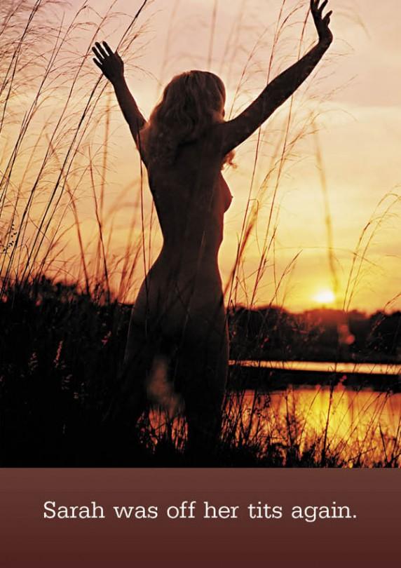 Sarah at Sunset