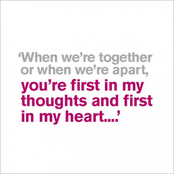 When We're Together - Anniversary