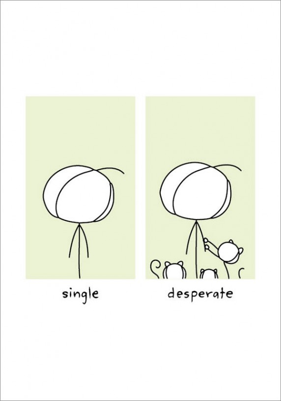 Single/Desperate