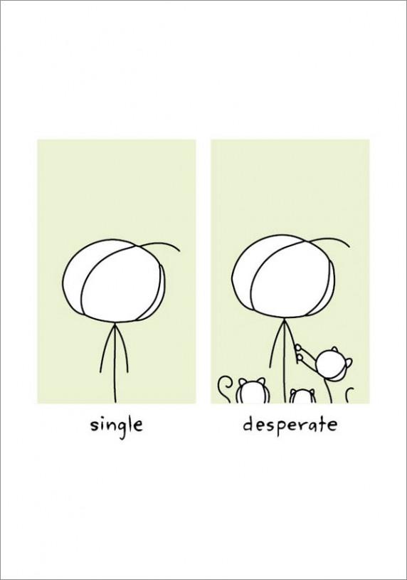 Single/Desperate