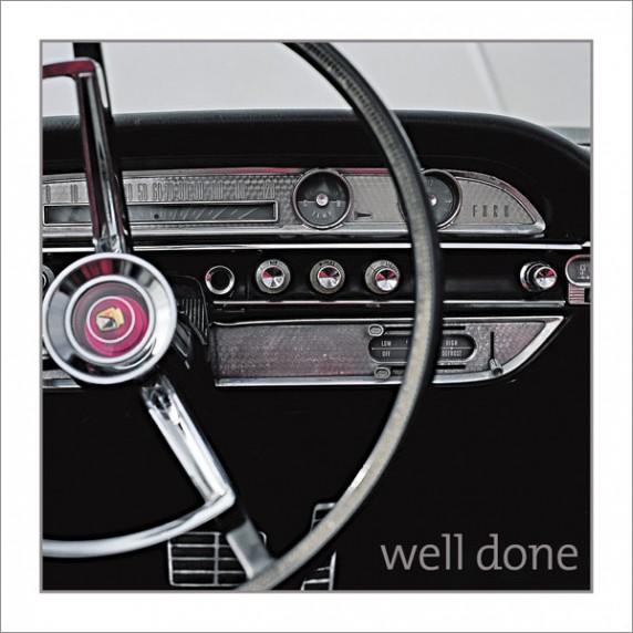 Driving Test - Vintage Car