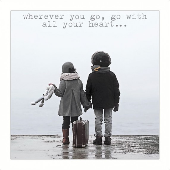Bon Voyage - Wherever you go