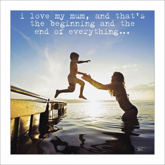 Mum - I Love My Mum