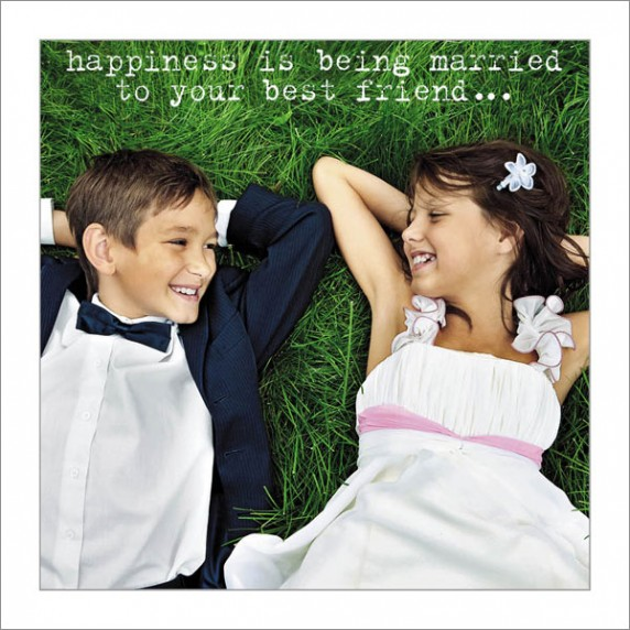 Wedding - Happiness