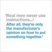 Real Men - Birthday