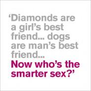 The Smarter Sex