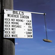 Bill's Weather Station