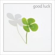 Good Luck - Clover