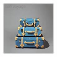 Bon Voyage - Suitcases