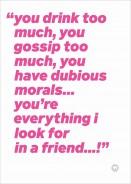 Dubious morals