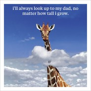 Dad - How Tall I Grow