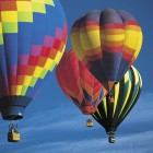 Balloons in Flight