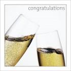 Congratulations - Champagne