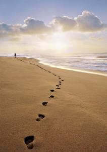 Footprints - Sympathy