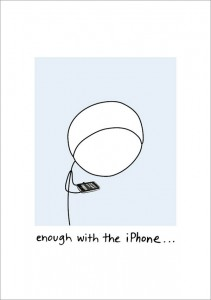 Enough With the iPhone