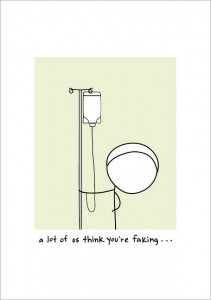 You're Faking - Get Well Soon