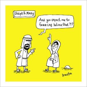 Joseph and Mary