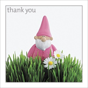 Thank You - Gnome
