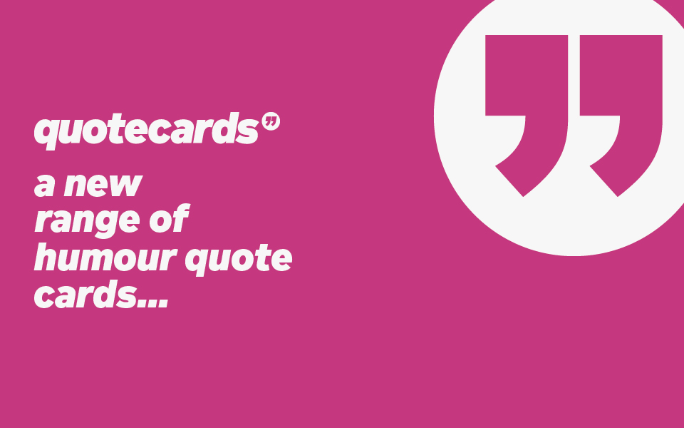 Home - quote cards